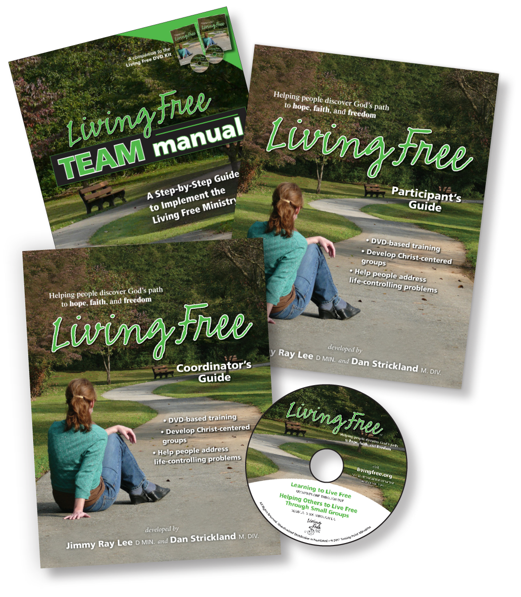 Living Free Video Training Kit
