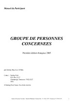French Concerned Persons Group Member's Guide Download