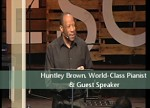 Spiritual Foundation of Ministry to One Another - Huntley Brown
