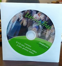 Living Free Promotional DVD