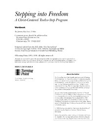 Stepping into Freedom Group Member's Guide Download