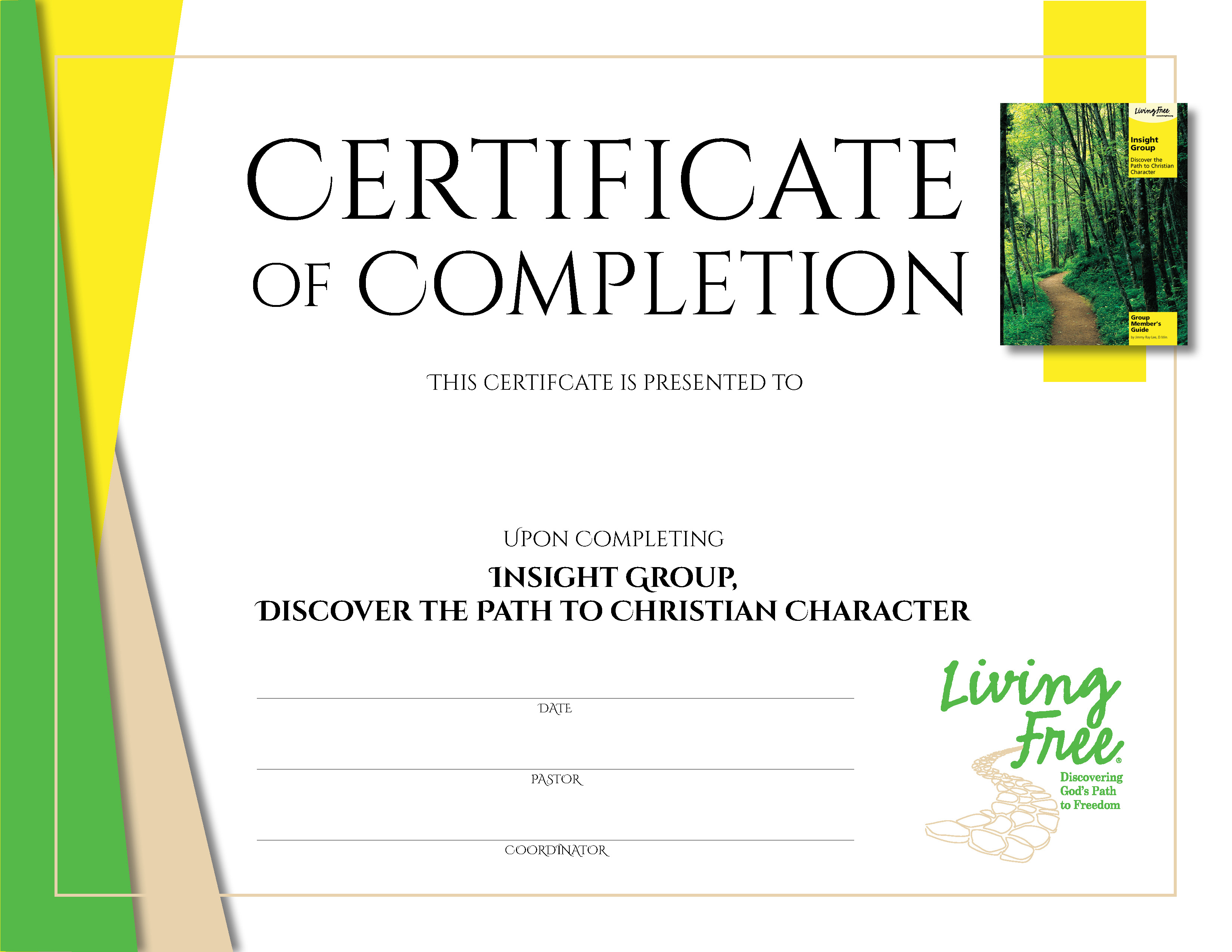 Insight Digital Certificate