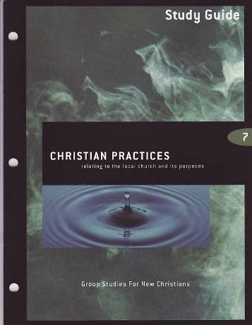 Christian Practices Study Guide