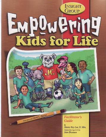 Insight - Empowering Kids Leader book