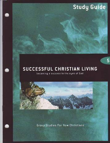 Successful Christian Living Study Guide