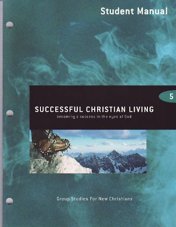 Successful Christian Living Teacher Manual