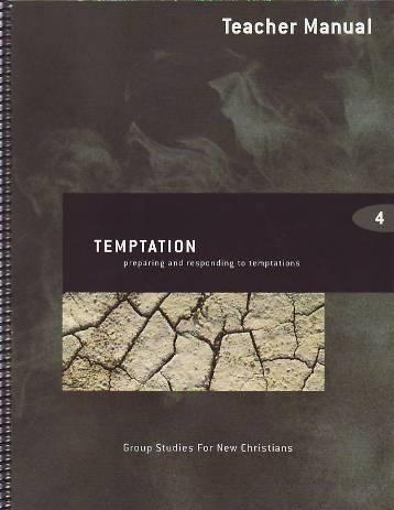 Temptation Teacher Manual