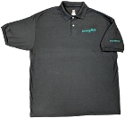 Black - Polo Shirt