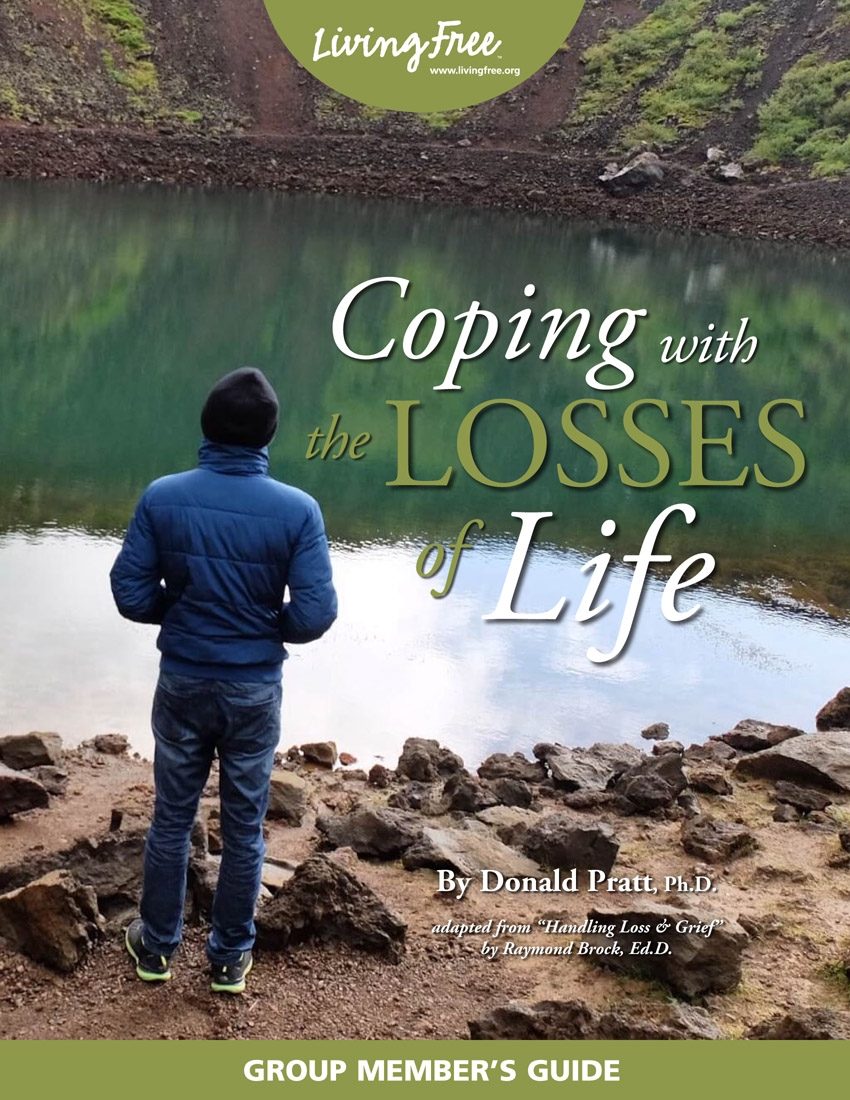 Coping With the Losses of Life - Group Member Guide