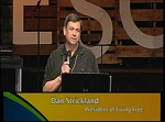 Impact of Living Free on Church & Culture by Dan Strickland