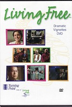 Living Free Vignettes in DVD Format