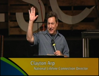 Vision of Lifeline Connection - Clayton Arp