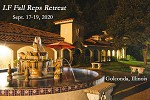 (Couple Registration) September 17-19 , 2020 - Living Free Reps Retreat